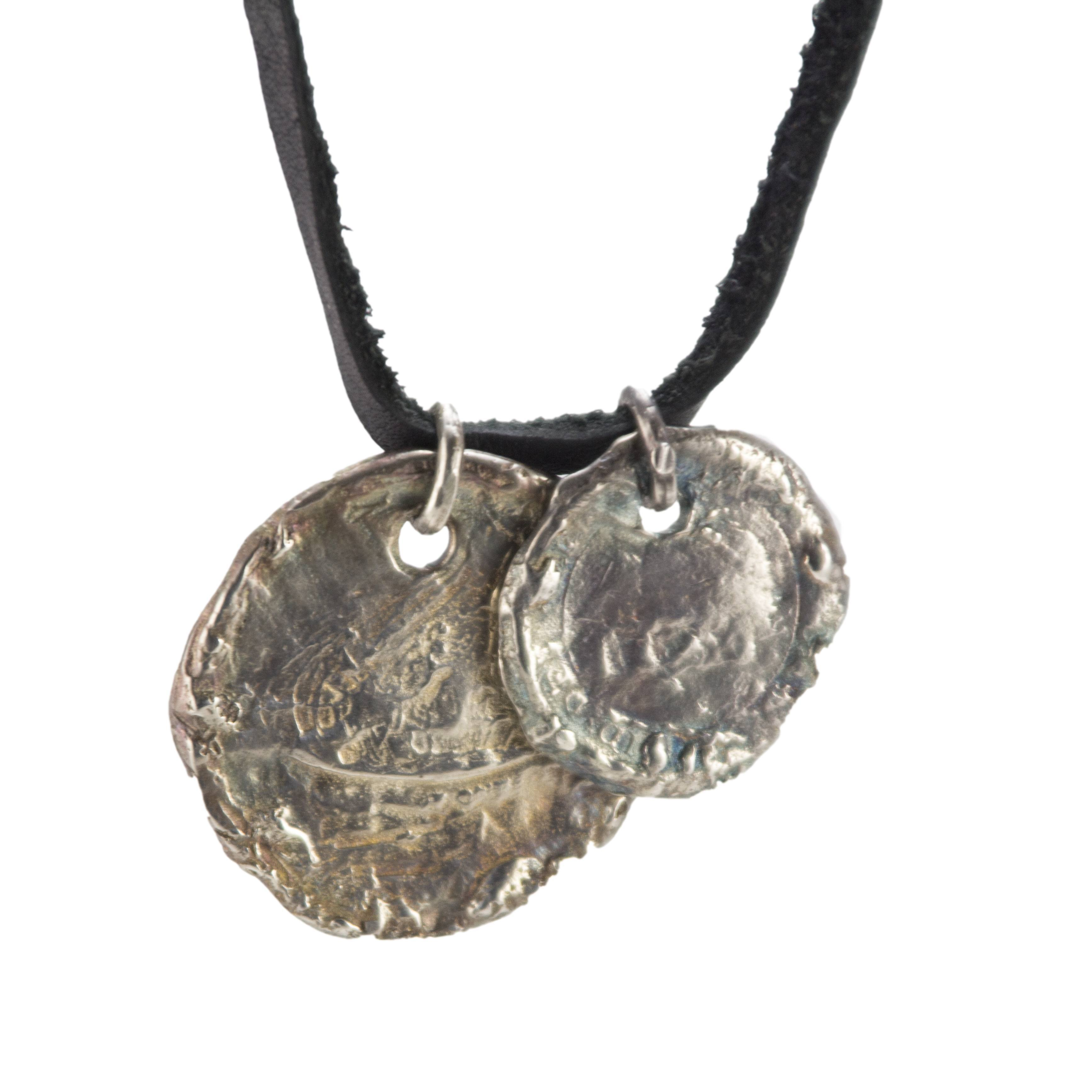 chain hangs coin ancient karat yellow from at gold j for necklace sale drachm fullsizeoutput id master jewelry necklaces silver parthian pendant
