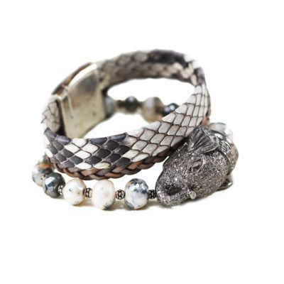 Diamond Elephant BusyGirl Bracelet