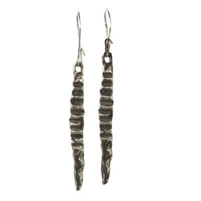 silver-corregated-earrings-2
