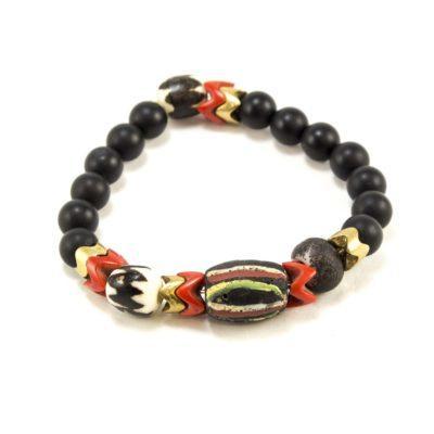 african-clay-beaded-bracelet