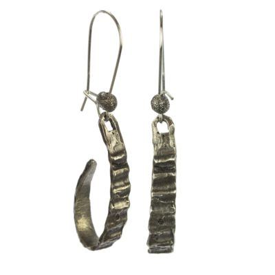 corrugated-curved-earrings