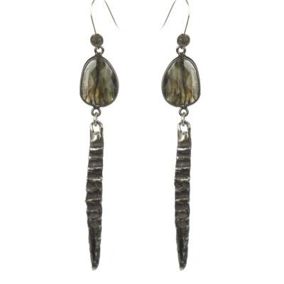 labadorite-and-corrugated-earrings
